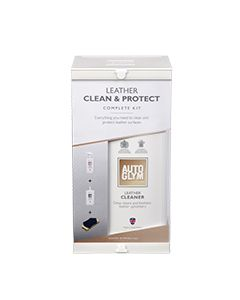 AUTOGLYM LEATHER KIT - SKINNPLEIE 500ML