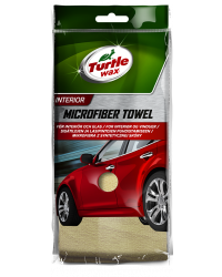 TURTLE WAX MIKROFIBERKLUT INTERIOR