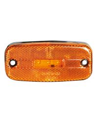 SIDE MARK. LED 111X50MM ORANGE