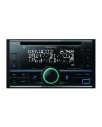 KENWOOD CD RADIO 2 DIN M/DAB OG BT