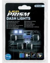 LED DASH BORD LYS, 4 PAKK
