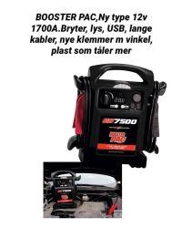 BOOSTER PAC ES7500