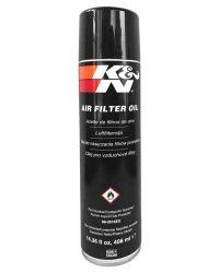 K&N LUFTFILTER OLJE 408 ML
