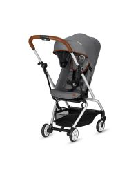 CYBEX EEZY S TWIST DENIM MANHATTAN GREY