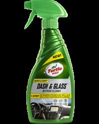 TURTLE WAX DASH & GLASS CLEANER