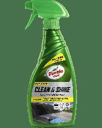 TURTLE WAX CLEAN & SHINE TOTAL EXTERIOR DETAILER