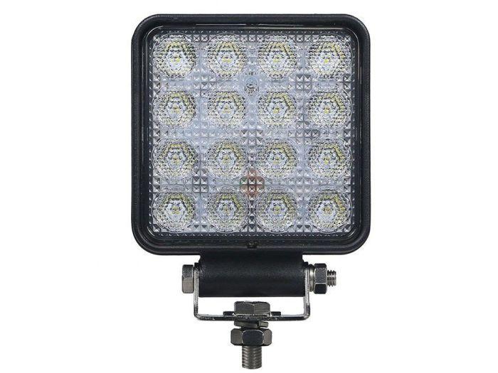 STRANDS ARBEIDSLAMPE LED 18W