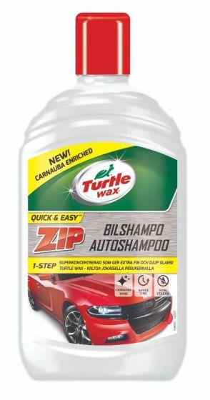 TURTLE WAX BILSHAMPO ZIP 500ML