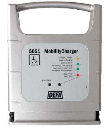 MobilityCharger BATTERILADER BATTERY CHARGER