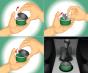 WUNDER-BAUM FIBER CAN BLACK CLASSIC