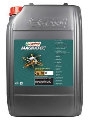 CASTROL MAGNATEC 5W-40 C3 20 L