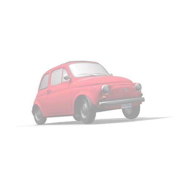 REAR VW POLO  9N_   01-08