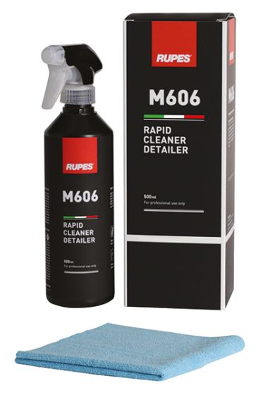RUPES M606 QUICK DETAILER SPRAY 0,5L