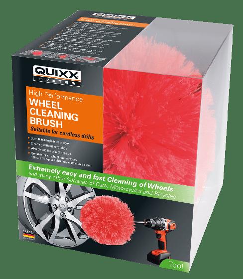 QUIXX WHEEL CLEANING BRUSH