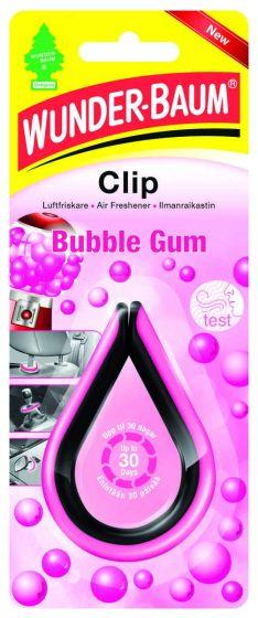WUNDERBAUM CLIP BUBBLE GUM