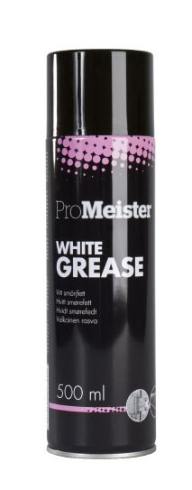 PROMEISTER WHITE GREASE 500ML