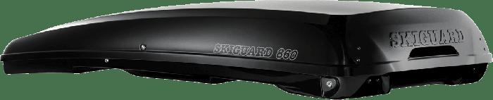SKIGUARD 860-S Sort