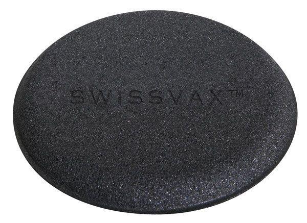 SWISSVAX PÅFØRINGSPUTE SORT
