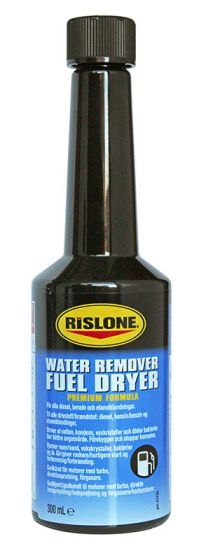 RISLONE WATER REMOVER FUEL DRY