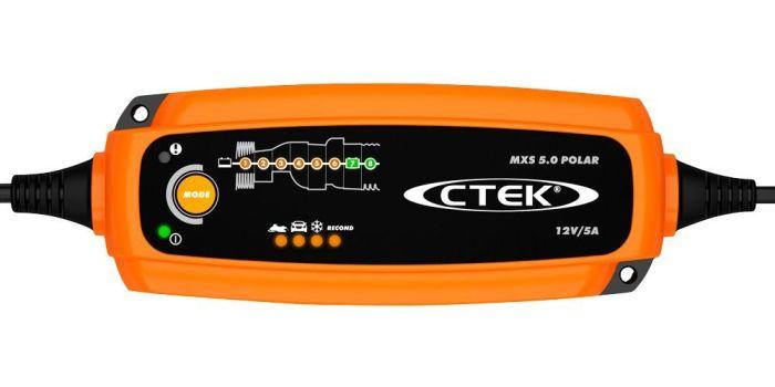 CTEK BATTERILADER MXS 5,0 POLAR