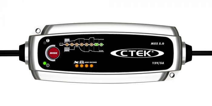 CTEK BATTERILADER MXS 5.0